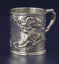 Silver Holloware, American:Coin Silver, AN AMERICAN COIN SILVER CUP. William Gale & Son, New York, NewYork, 1851. Marks: W.G. & S, (G&S withinoval), (circ...