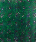 Prints, SAM FRANCIS (American, 1923-1994). Green Buddha, 1982. Color lithograph, SF337. 59 x 50 inches (149.9 x 127 cm). Ed. 14/...