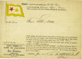Western Expansion:Goldrush, Nath'l Winsor Jr.'s Line of Packets for San Francisco, 1853. ...