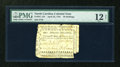 Colonial Notes:North Carolina, North Carolina April 23, 1761 20s PMG Fine 12 Net....