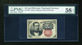 Fractional Currency:Fifth Issue, Fr. 1266 10c Fifth Issue PMG Choice About Unc 58 EPQ....