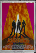 "Movie Posters:Action, Charlie's Angels (Columbia, 2000). One Sheet (27"" X 40"") Mylar Advance. Action...."