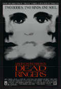 """Movie Posters:Horror, Dead Ringers (Warner Brothers, 1988). One Sheet (27"""" X 40"""").Horror...."""