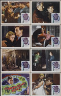 """Movie Posters:Drama, The Man Who Reclaimed His Head (Film Classics, R-1948). Lobby Card Set of 8 (11"""" X 14""""). Drama.... (Total: 8 Items)"""