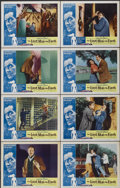 "Movie Posters:Science Fiction, The Last Man on Earth (American International, 1964). Lobby CardSet of 8 (11"" X 14""). Science Fiction.... (Total: 8 Items)"