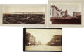 Photography:Cabinet Photos, Two San Diego & One Riverside Street Scene Photographs ca1880-1890s.... (Total: 3 Items)