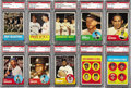 Baseball Cards:Sets, 1963 Topps Baseball Complete Set (576). A nice rookie crop including the likes of Pete Rose and Willie Stargell, highlight t...