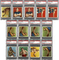 Miscellaneous Collectibles:General, 1910 T218 Champions PSA-Graded Group Lot of 92. Amazing collectionof 92 PSA-graded cards from the 1910 T218 Champions issu...