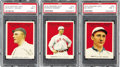 Baseball Cards:Lots, 1915 Cracker Jack Baseball Collection (3). For those wanting tostart a Cracker Jack collection, this group provides a perfe...
