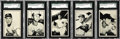 Baseball Cards:Sets, 1953 Bowman Black and White Baseball Complete Set (64). Similar inall respects to the 1953 Bowman color series; purportedly...