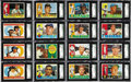 Baseball Cards:Sets, 1960 Topps Baseball High Grade Complete Set (572). The 1960 Toppsissue was the last year that Topps produced a horizontal i...