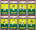 Baseball Cards:Sets, 1964 Topps Stand-Up Baseball Complete Set (77) Plus Extras (8). Stars are not lacking from this set which contain Mantle, Ma...
