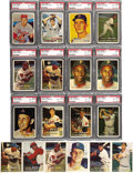 Baseball Cards:Sets, 1957 Topps Baseball Collection (197). Plenty of stars are included in this collection including Williams, Drysdale, Aaron, R...