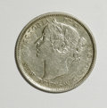 Canada:New Brunswick, Canada: New Brunswick Victoria 20 Cents 1862,...