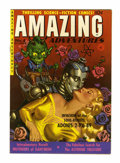 Golden Age (1938-1955):Science Fiction, Amazing Adventures #4 (Ziff-Davis, 1951) Condition: FN+....