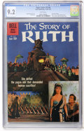 Silver Age (1956-1969):Adventure, Four Color #1144 The Story of Ruth (Dell, 1961) CGC NM- 9.2 White pages....
