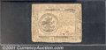 Colonial Notes:Continental Congress Issues, May 9, 1776, $5, Continental Congress Issue, CC-35, Fine. A sol...