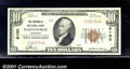 National Bank Notes:Kentucky, Paintsville National Bank, KY, Charter #6100. 1929 $10 Type One...