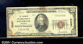 National Bank Notes:Kentucky, Farmers National Bank of Princeton, KY, Charter #5257. 1929 $20...