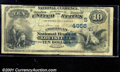 National Bank Notes:Kentucky, American National Bank of Louisville, KY, Charter #4956. 1882 $...