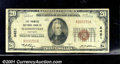 National Bank Notes:Kentucky, Farmers National Bank of Madisonville, KY, Charter #8451. 1929 ...
