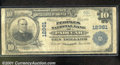 National Bank Notes:Kentucky, Peoples National Bank of Paducah, KY, Charter #12961. 1902 $10 ...