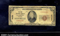 National Bank Notes:Kentucky, Trigg National Bank of Glasgow, KY, Charter #5486. 1929 $20 Typ...