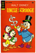 Bronze Age (1970-1979):Cartoon Character, Uncle Scrooge #103 Signed by Carl Barks (Gold Key, 1973) Condition:NM....