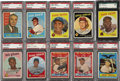 Baseball Cards:Sets, 1959 Topps Baseball High Grade Complete Set. This colorful andattractive set features the Bob Gibson rookie card, as well a...