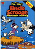 Bronze Age (1970-1979):Cartoon Character, Dynabrite Comics #11355 Uncle Scrooge (Whitman, 1978) Condition:VF+....