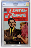 Silver Age (1956-1969):Miscellaneous, I Dream of Jeannie #2 File Copy (Dell, 1966) CGC NM 9.4 Off-whiteto white pages....