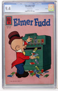 Silver Age (1956-1969):Cartoon Character, Four Color #1293 Elmer Fudd - File Copy (Dell, 1962) CGC NM 9.4 Off-white pages....