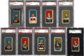 Hockey Cards:Lots, 1910 C56 Imperial Tobacco Cards PSA & SGC-Graded Group Lot of9. The league that immediately preceded today's NHL was known...