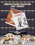 Movie/TV Memorabilia:Memorabilia, Playboy The Complete Collection (HMH Publishing, 1953-2008).One of our auction highlights represents more than 50 y... (Total:1 Item)