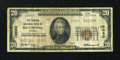 National Bank Notes:Virginia, Richmond, VA - $20 1929 Ty. 2 The Central NB Ch. # 10080. ...