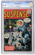 Silver Age (1956-1969):Science Fiction, Tales of Suspense #1 (Marvel, 1959) CGC GD/VG 3.0 Cream tooff-white pages....