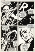 Original Comic Art:Panel Pages, Gene Colan and Syd Shores - Daredevil #64, page 2 Original Art(Marvel, 1970)....