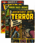 Golden Age (1938-1955):Horror, Miscellaneous Horror Group (Various Publishers, 1952-61) Condition: Average FR.... (Total: 7 Comic Books)