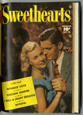 Golden Age (1938-1955):Romance, Sweethearts #68-70 Bound Volume (Fawcett, 1948)....