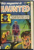 Golden Age (1938-1955):Horror, This Magazine Is Haunted #1 and 2 Bound Volume (Fawcett, 1951)....