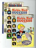 Bronze Age (1970-1979):Humor, Richie Rich Assorted Titles File Copies Group (Harvey, 1966-80)Condition: Average VF/NM.... (Total: 18 Comic Books)