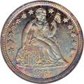 Proof Seated Dimes, 1857 10C PR67 NGC....