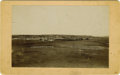 Western Expansion:Cowboy, Large Size Photograph- Birdseye View of San Carlos, ArizonaTerritory, 1893. ...