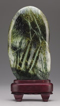 Asian:Chinese, PROPERTY FROM A DALLAS PRIVATE COLLECTION. A CHINESE SCHOLAR'SROCK. 21-1/4 inches (54.0 cm) high. ...