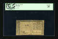 Colonial Notes:Maryland, Maryland April 10, 1774 $2 PCGS Very Fine 25....