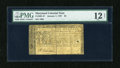 Colonial Notes:Maryland, Maryland January 1, 1767 $6 PMG Net Fine 12....