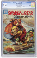 Silver Age (1956-1969):Cartoon Character, Four Color #1016 Smokey the Bear - File Copy (Dell, 1959) CGC NM 9.4 Off-white to white pages....