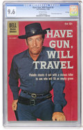 Silver Age (1956-1969):Western, Have Gun, Will Travel #4 File Copy (Dell, 1960) CGC NM+ 9.6Off-white pages....