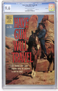 Silver Age (1956-1969):Western, Have Gun, Will Travel #8 File Copy (Dell, 1961) CGC NM+ 9.6 Creamto off-white pages....