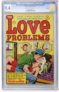 Golden Age (1938-1955):Romance, True Love Problems and Advice Illustrated #18 File Copy (Harvey,1952) CGC NM 9.4 Cream to off-white pages....